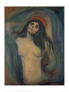 Madonna 2 by Edvard Munch