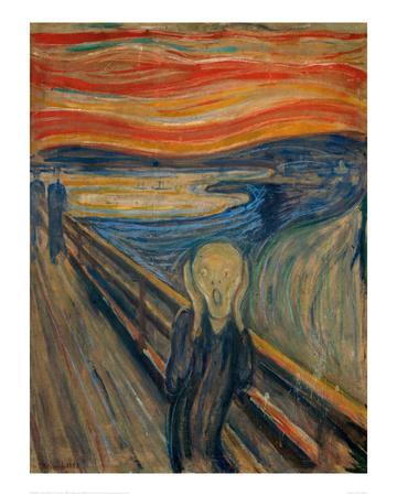 The Scream, 1893