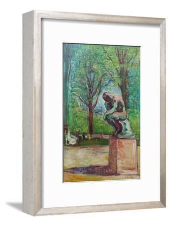The Thinker by Rodin, 1907