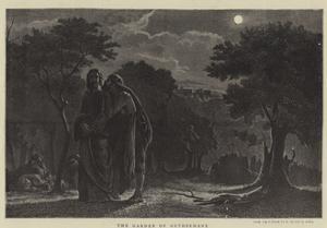 The Garden of Gethsemane by Edward A. Armitage