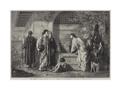 The Parents of Christ Seeking Him