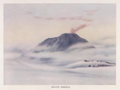 Antarctic: Mount Erebus