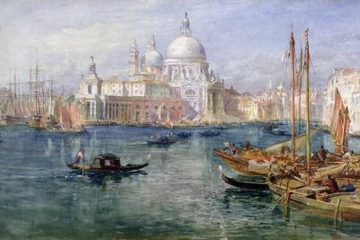 St. Maria Della Salute, Venice
