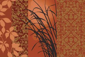Decorative Autumn by Edward Aparicio