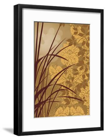 Golden Flourish I