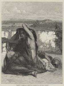 Hagar by Edward Armitage