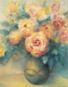 Roses by Edward Armitage