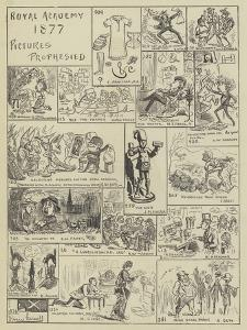 Royal Academy 1877, Pictures Prophesied by Edward Armitage