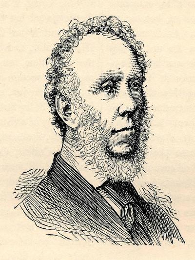 Edward Baines, (1774-1848), Printer, Paper Proprietor, Politician, 1893--Giclee Print