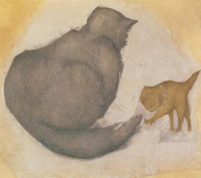 Cat & Kitten