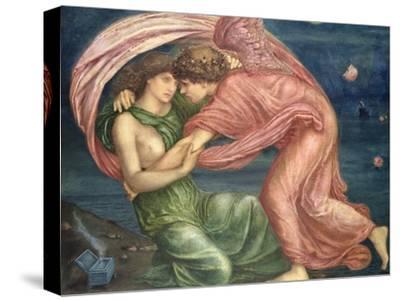 Cupid Delivering Psyche, 1867