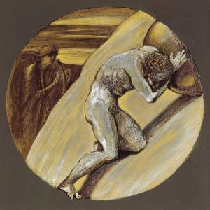 Sisyphus by Edward Burne-Jones