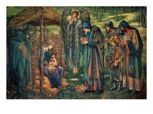Star of Bethlehem by Edward Burne-Jones