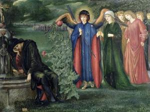 The Dream of Fair Women by Edward Burne-Jones
