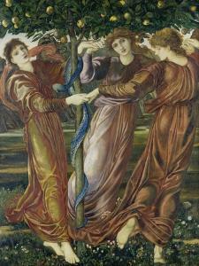 The Garden of the Hesperides, 1873 by Edward Burne-Jones