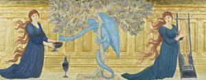 The Garden of the Hesperides, c.1880-81 by Edward Burne-Jones