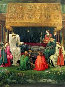 The Last Sleep of Arthur in Avalon, 1881-98 by Edward Burne-Jones