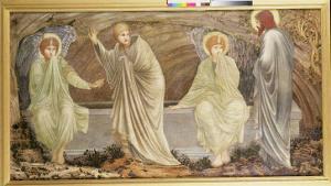 The Morning of the Resurrection, 1882 by Edward Burne-Jones