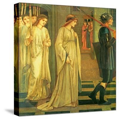 The Princess Sabra Led to the Dragon, 1866