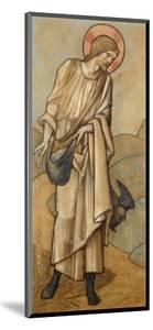 The Sower: a Design for Stained Glass at Brighouse, Yorkshire, 1896 by Edward Burne-Jones