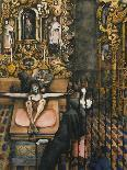 Harlem-Edward Burra-Framed Giclee Print