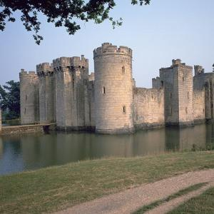 Bodiam Castle, 14th Century by Edward Dalyngrigge
