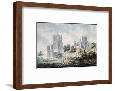 Ely Cathedral from the South-East, 1763-1804