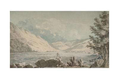 'Hawes Water, Westmorland', c1790, (1935)