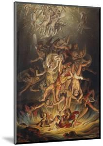 The Fall of the Angels by Edward Dayes