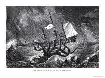 The Kraken, as Seen by the Eye of Imagination, from John Gibson's Monsters of the Sea, 1887-Edward Etherington-Giclee Print