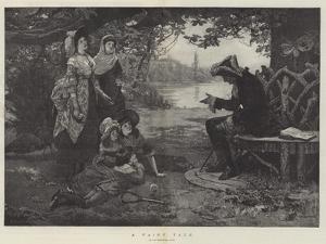 A Fairy Tale by Edward Frederick Brewtnall
