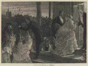 After the Party by Edward Frederick Brewtnall