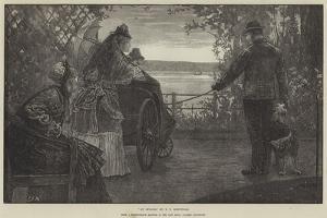 An Invalid by Edward Frederick Brewtnall