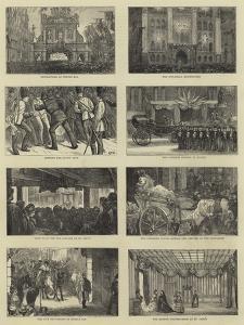 St Paul's by Edward Frederick Brewtnall