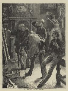The Artist and His Critics by Edward Frederick Brewtnall