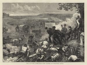 The Autumn Campaign, the Battle of Weaver's Down by Edward Frederick Brewtnall