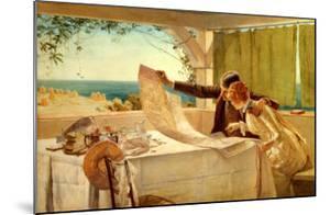 The Honeymooners by Edward Frederick Brewtnall