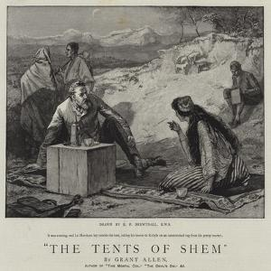 The Tents of Shem by Edward Frederick Brewtnall