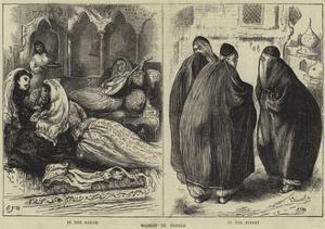 Women in Persia by Edward Frederick Brewtnall