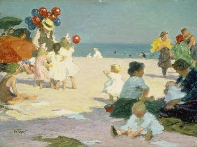 Live at the Beach by Edward Henry Potthast