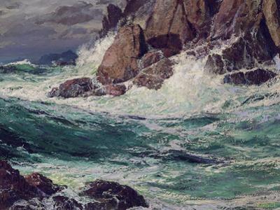 Stormy Seas, 1923