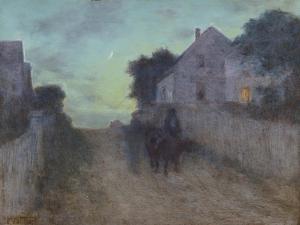 Twilight by Edward Henry Potthast