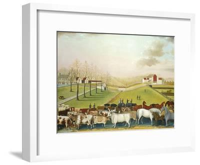 The Cornell Farm, 1848