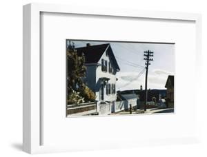 Adam's House by Edward Hopper