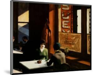 Chop Suey by Edward Hopper