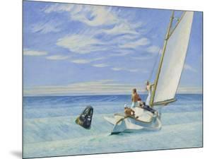 Ground Swell by Edward Hopper