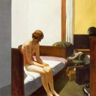 Hotel Room, c.1931