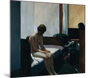 Hotel Room by Edward Hopper