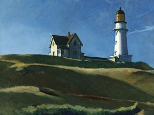 Lighthouse Hill, 1927 by Edward Hopper