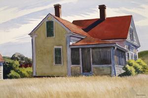 Marshall's House, 1932 by Edward Hopper